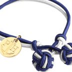 knotenarmband_ip_gold_nylon_marineblau-weiss